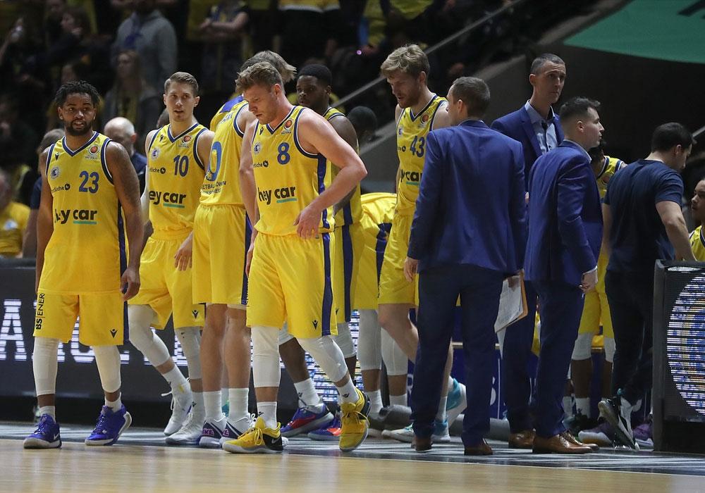 Bekommen die Basketball Löwen die nötige Konstanz in ihre Leistungen?