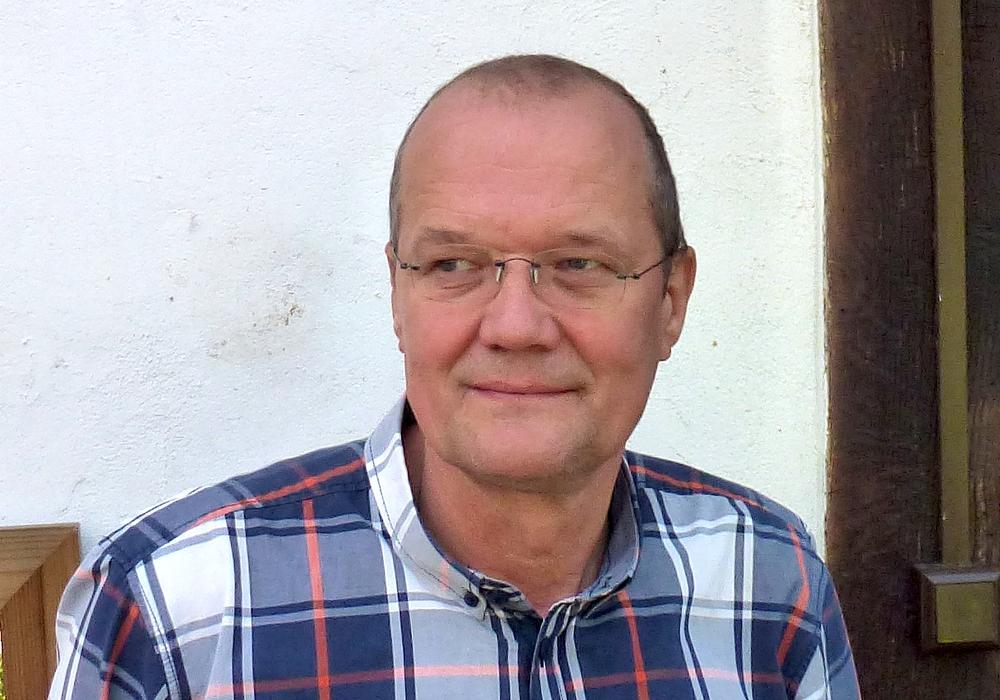Jürgen Barnstorf-Brandes, 1. Vorsitzender des AfD Kreisverbandes Wolfenbüttel.