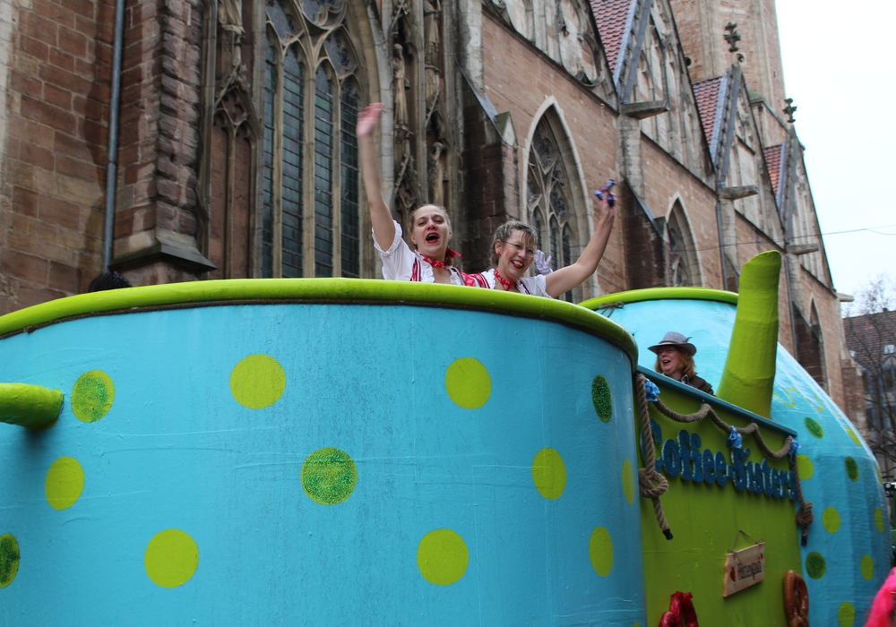 Die Karnevalisten wollen wieder ausgelassen feiern. Archivbild