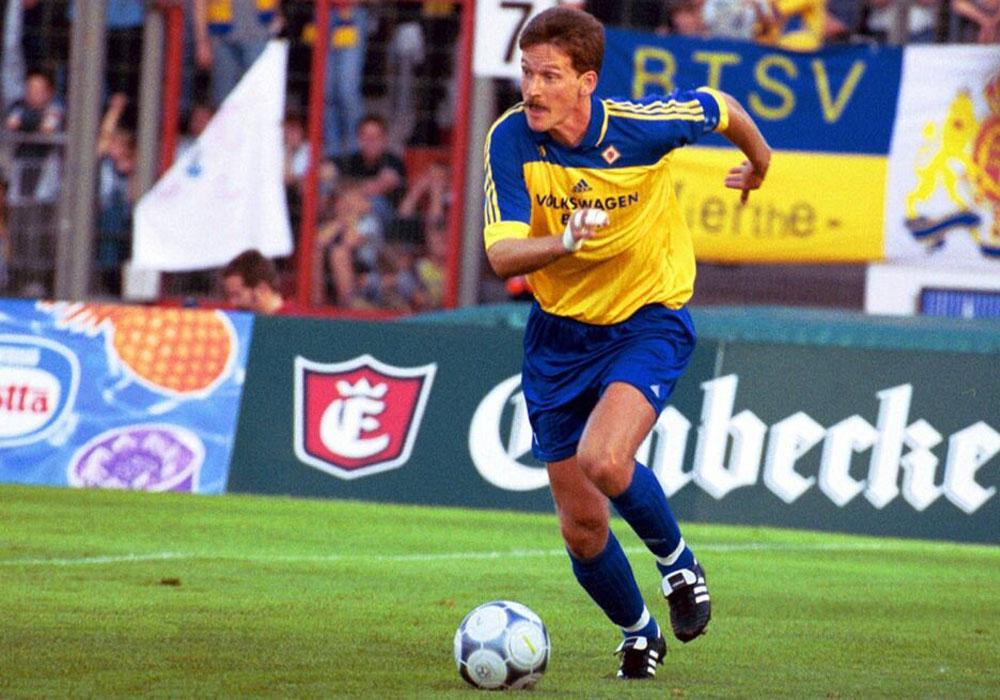 Frank Edmond kam aus Leipzig nach Braunschweig.