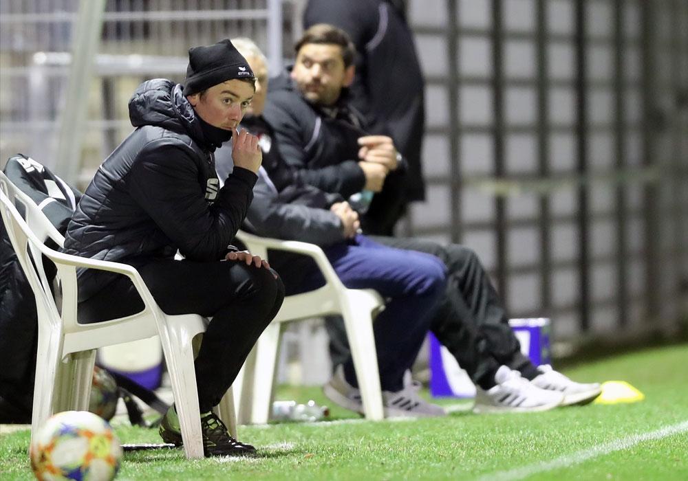 Jonas Stephan wird die Löwen beim Testspiel coachen.