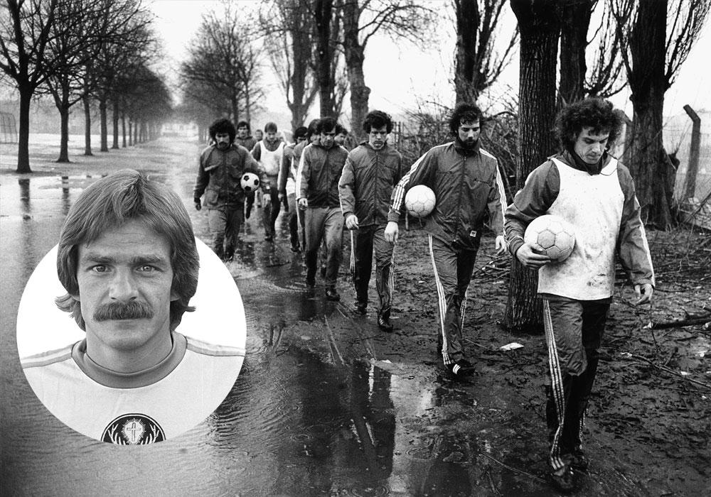 Dieter Zembski (kleines Foto) erlebte die ruhmreichen Braunschweiger Zeiten.