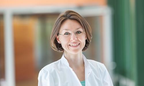 Dr. Viktoria Rafalski vom Herzogin Elisabeth Hospital in Braunschweig.