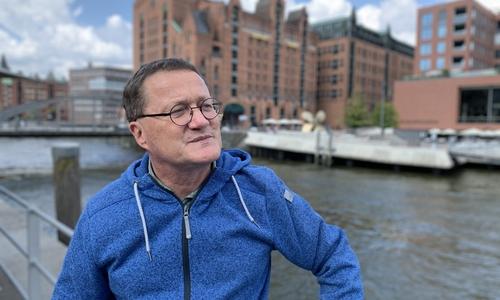 Michael Letter will für die SPD im Wahlkreis 49 in den Bundestag.
