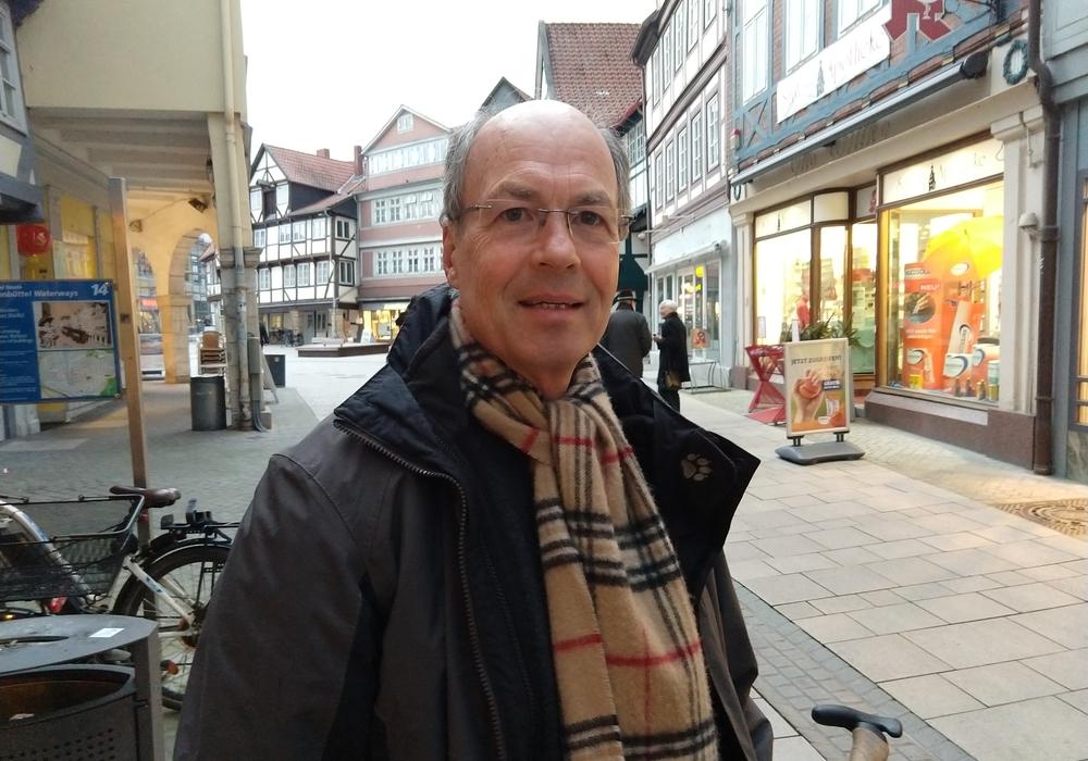 Dr. Michael Haas ist in den Rat der Stadt Wolfenbüttel nachgerückt.