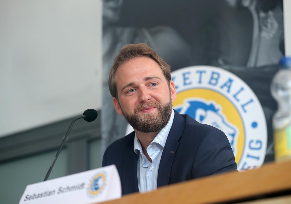 Basketball Löwen-Geschäftsführer Sebastian Schmidt hat den Blick auf die gesamte Liga.