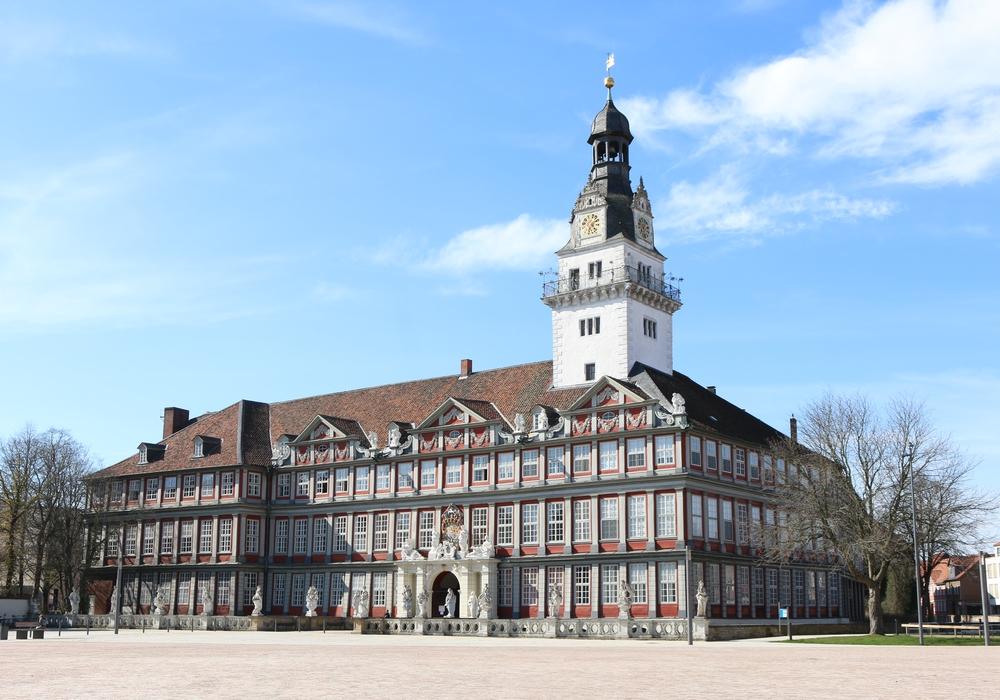 Der Schlossturm soll einen Plagiatsverdacht untermauern.