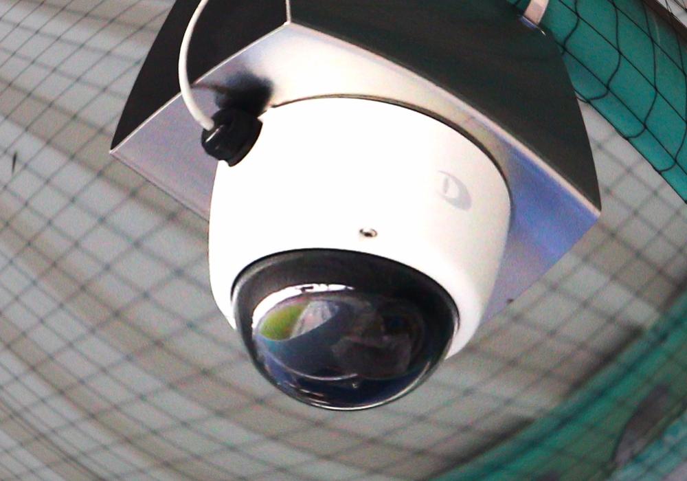Die Rundum-Kameras im Eintracht-Stadion sorgen weiterhin für verhärtete Fronten.