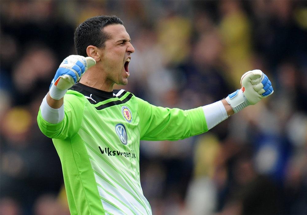 Hatte seine beste Zeit bei Eintracht Braunschweig: Marjan Petkovic