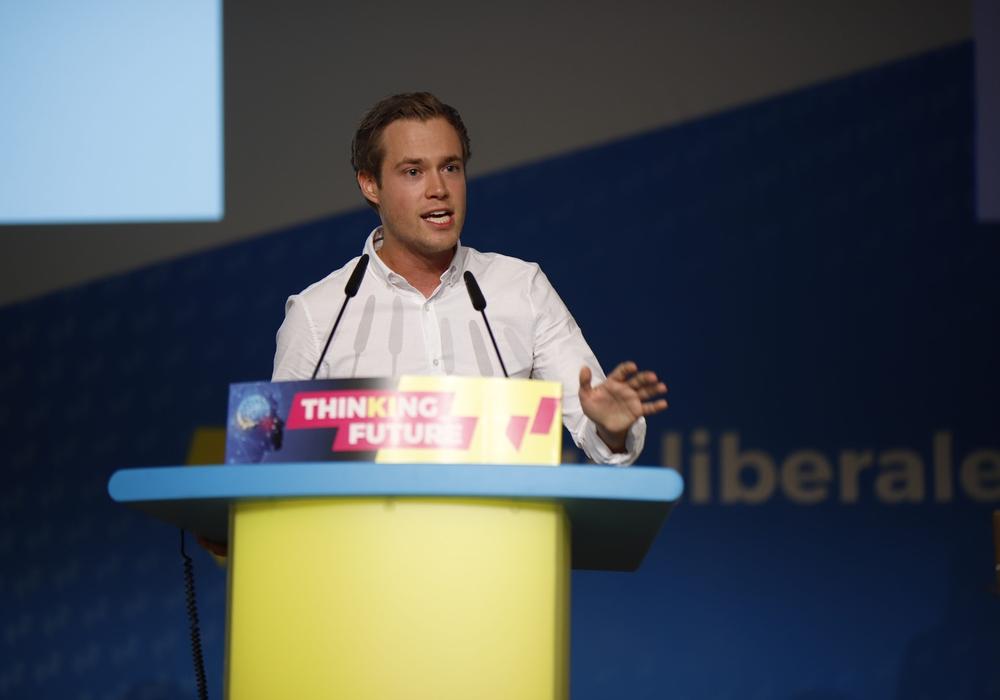 Lars Alt tritt nicht mehr als Vorsitzender der niedersächsische JuLis an.
