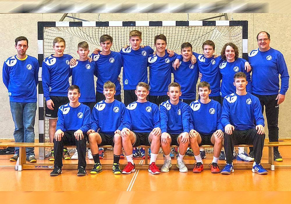 Im Spitzenspiel der C-Jugend Oberliga Staffel Süd verlor der SV Stöckheim vor etwa 150 Zuschauern mit 30:32.