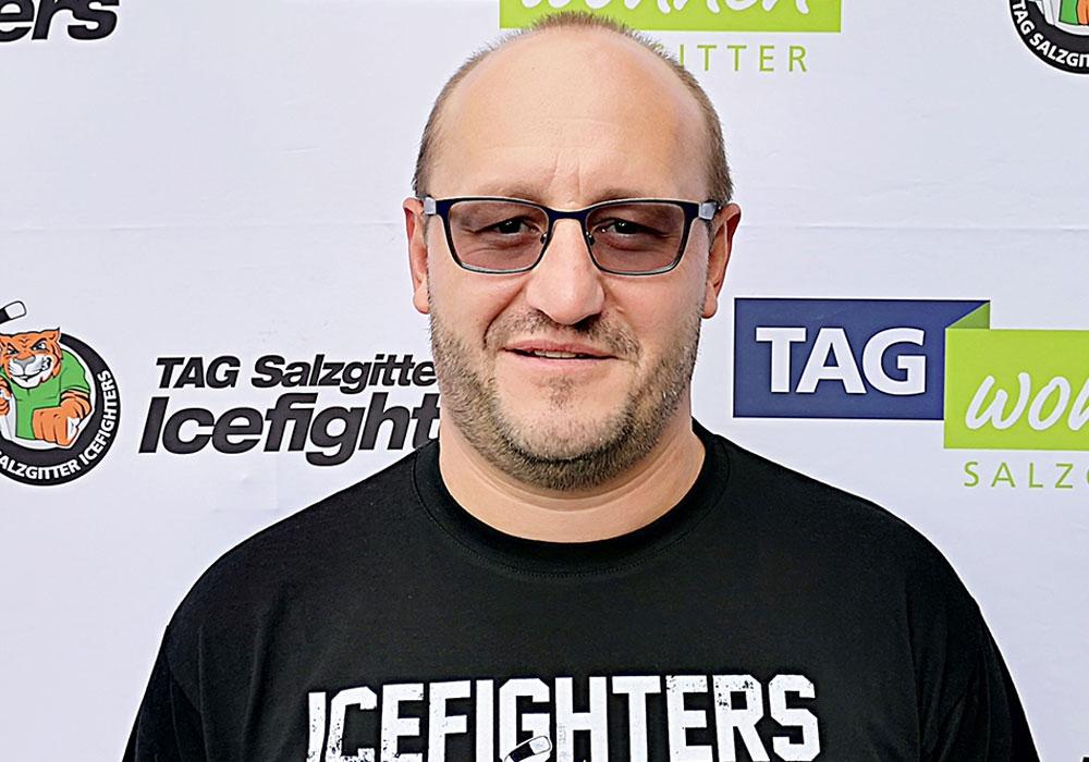 Icefighters-Coach Radek Vit spart nicht mit Kritik angesichts der Lage.