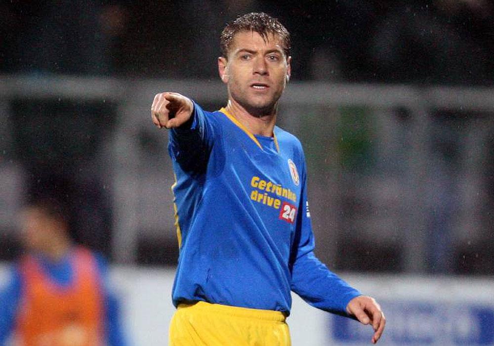 Valentin Nastase kam nach Braunschweig, um als erfahrener Führungsspieler die Quali für die 3. Liga zu sichern.