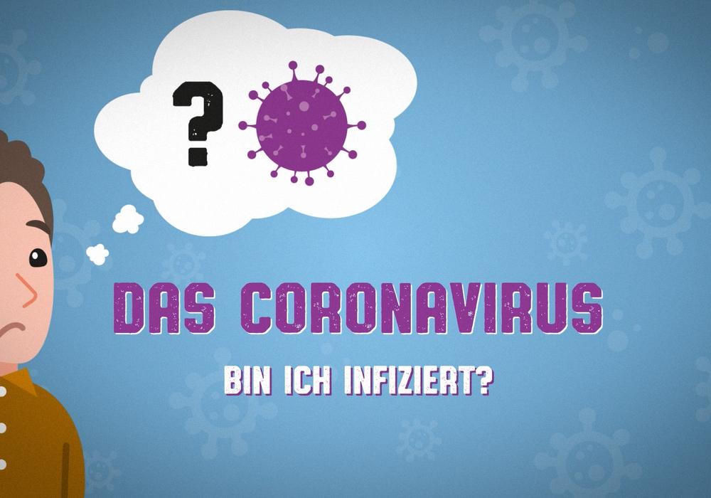 Leicht verständlich und für alle zugänglich sind die Clips des Klinikums Braunschweig.