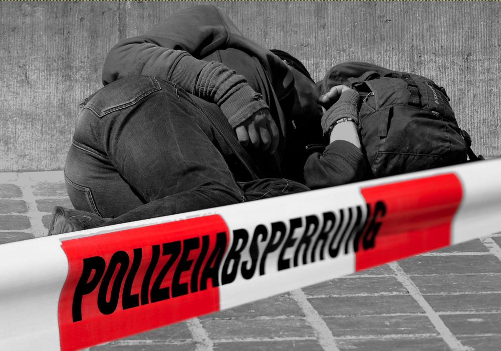 Keine Leiche, kein Messerangriff - Die Polizei verstärkt trotzdem die Streifenfahrten am ZOB. (Symbolbild)