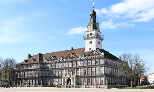 Das Strategiepapier sieht eine Öffnung des Hausmannsturmes für Besucher vor. Hier wäre ein weiter Blick über die Dächer Wolfenbüttels möglich.