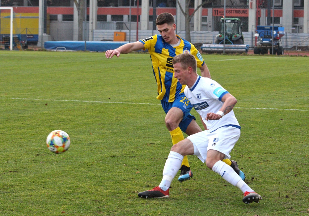 Auch Eintracht Braunschweig hat für die Regionalliga gemeldet.
