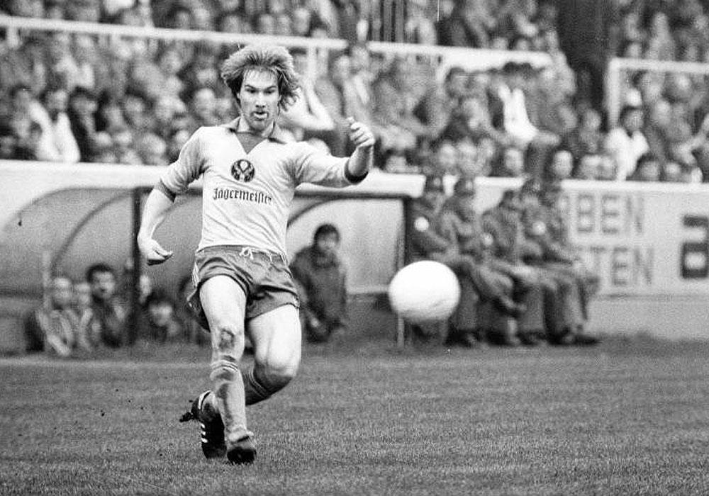 164 Pflichtspiele (30 Tore) für die Profis von Eintracht Braunschweig zwischen 1976 und 1982: Wolfgang Grobe.