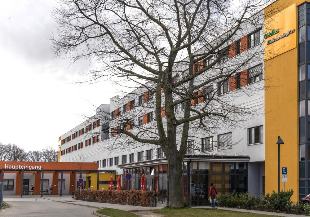 Helios sei bislang gut durch die Krise gekommen. Hier die Klinik in Salzgitter.