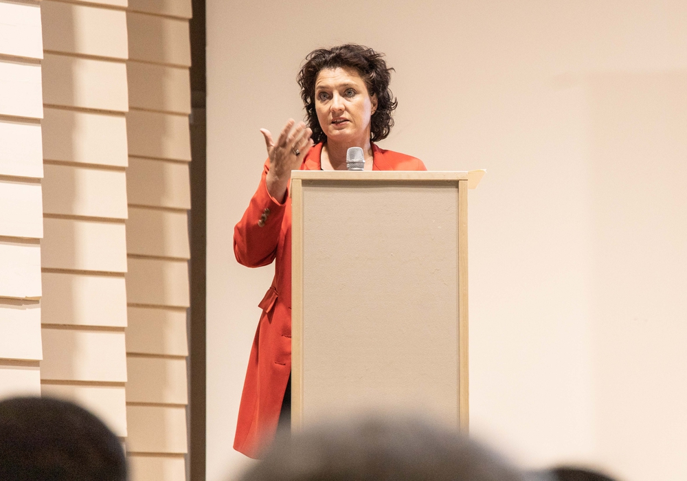 Die Niedersächsische Gesundheitsministerin Carola Reimann.