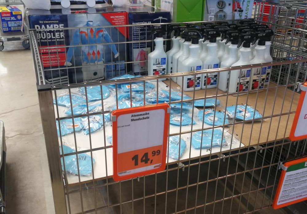 Mundschutz Preis