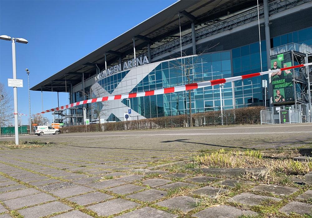 Auch beim VfL Wolfsburg soll der Ball bald wieder rollen.