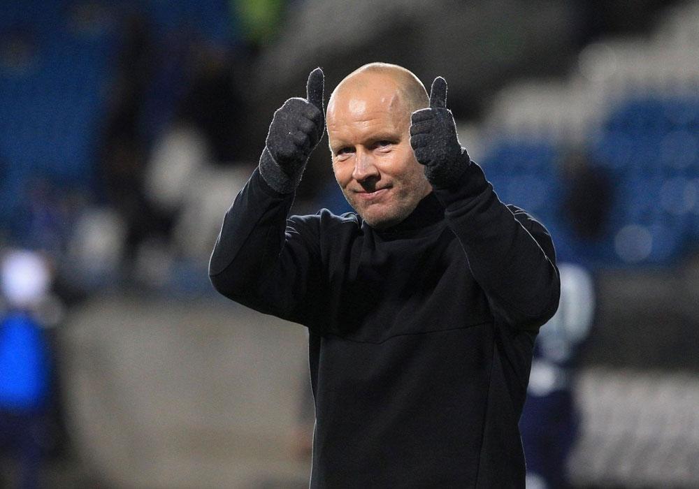 Hat seinen Weg bei Strømsgodset gefunden: Henrik Pedersen.