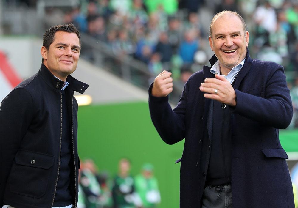 Auch Marcel Schäfer und Jörg Schmadtke verzichten auf einen Teil ihres Gehalts.