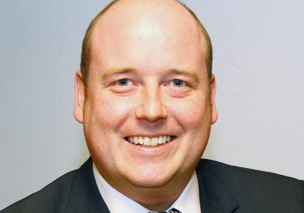 Holger Bormann, Vorsitzender der MIT Wolfenbüttel.