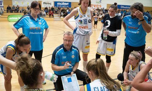 Große Enttäuschung bei Eintrachts Zweitliga-Basketballerinnen: Sie dürfen nun doch nicht aufsteigen.