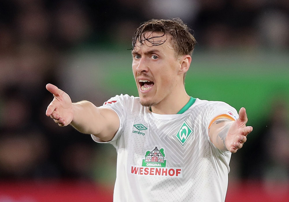 Max Kruse zurück nach Wolfsburg? Dieses Gerücht dürfte wohl kaum stimmen.