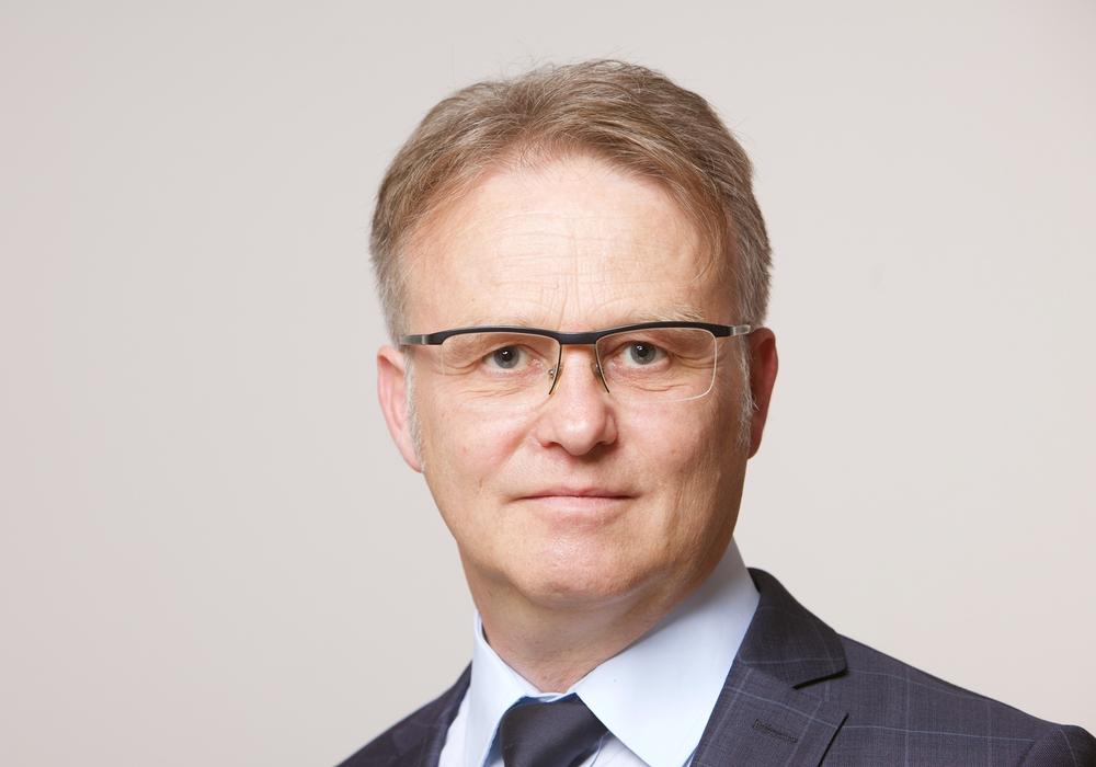 Neuer Medizinischer Direktor des Klinikums Wolfsburg: Dr. Rolf Syben