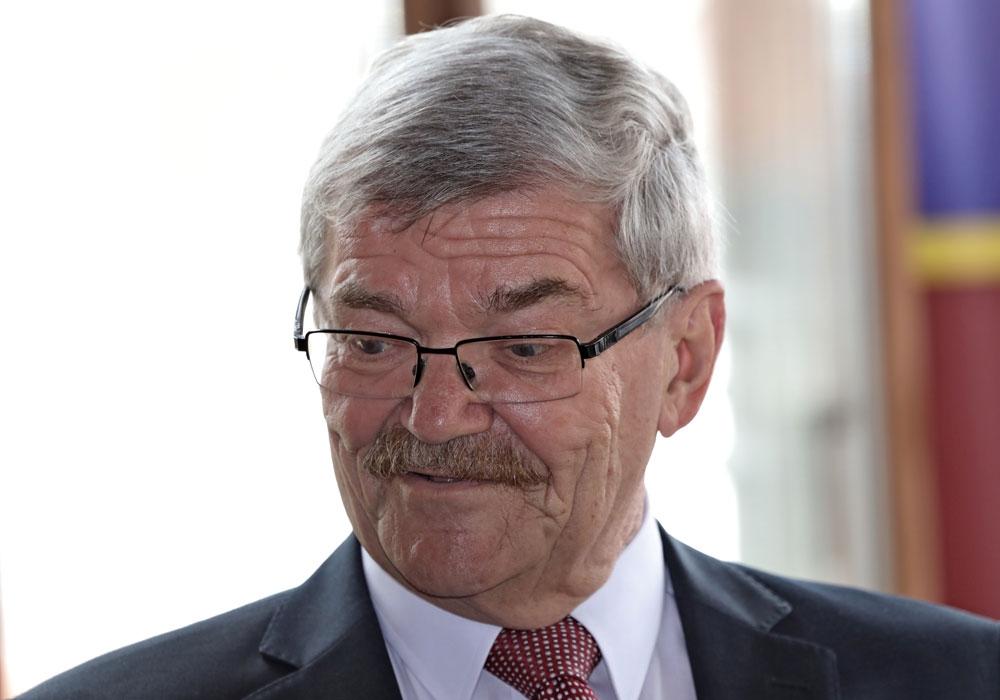 Eine Institution im Braunschweiger Sport: Otto Schlieckmann wird 75 Jahre jung.