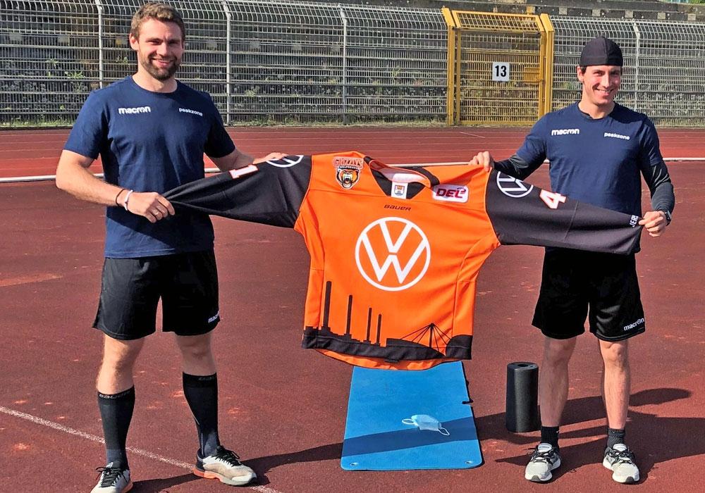 Neuer Look: Peakzone GmbH wird Partner der Grizzlys Wolfsburg