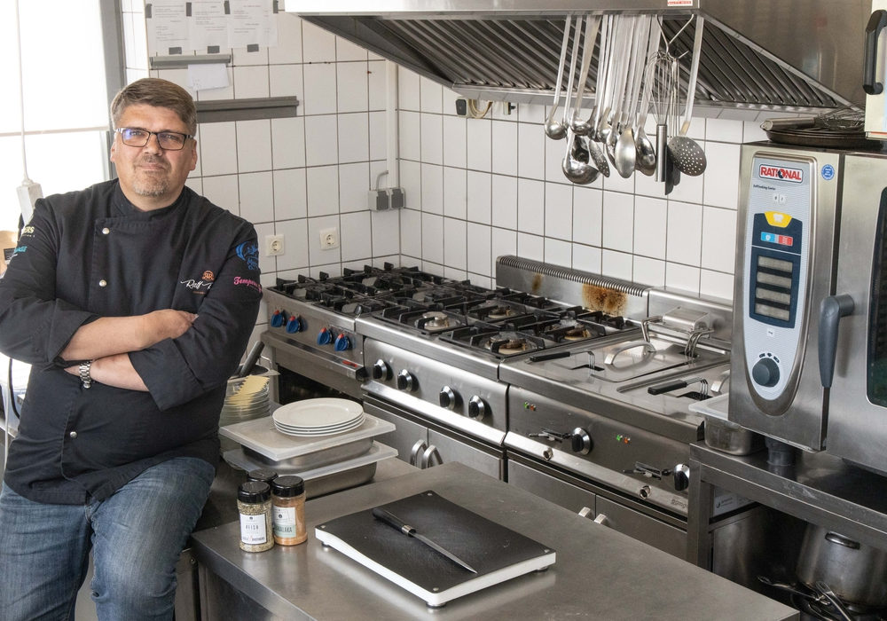 Ralf Richter, Gastronom und Inhaber des Restaurants Landliebe.