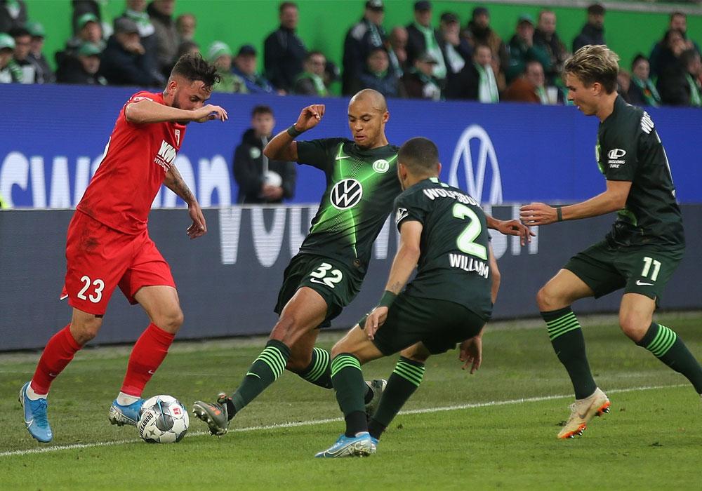 Noch im Mai geht es weiter in der Bundesliga.