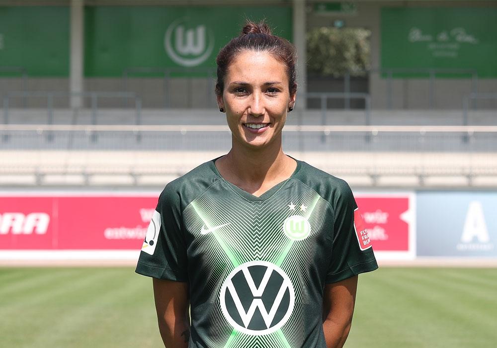 Die deutsche Nationalspielerin Sara Doorsoun bleibt bis 2023.