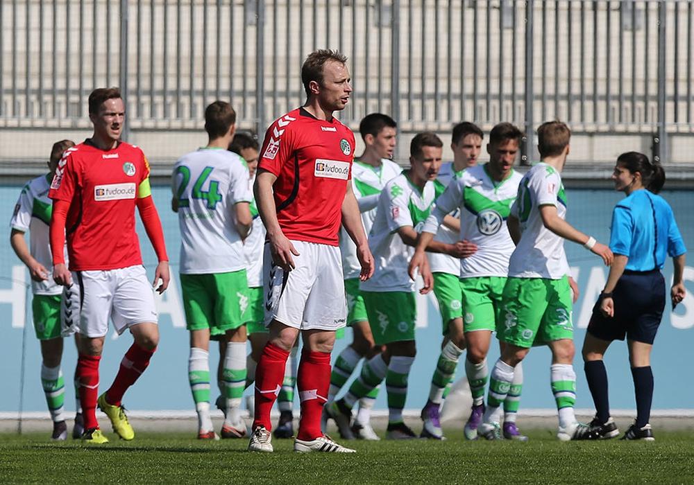 Relegation zwischen VfB Lübeck und Wolfsburg II?