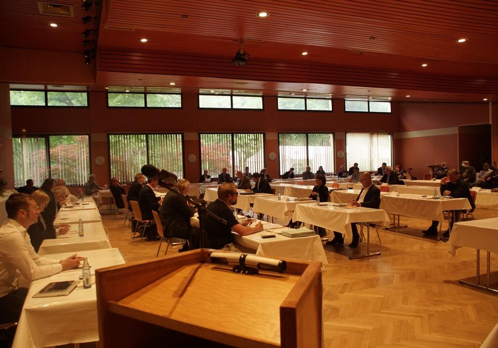 Die Ratssitzungen der Stadt Goslar sollen live gestreamt werden. (Archivbild)
