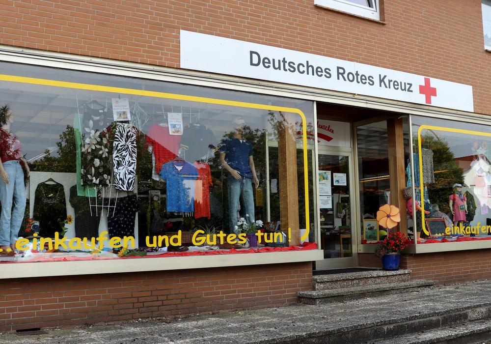 Der DRK-Kleidershop in Groß Bülten öffnet wieder am Montag, 25. Mai, um 10 Uhr.