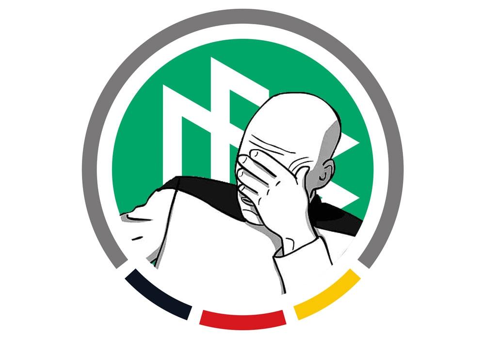 Willkommen beim Deutschen Facepalm-Verband!