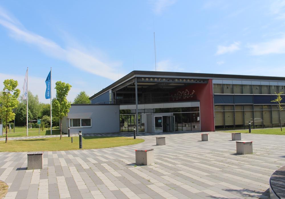 Helmholtz-Zentrum HZI Braunschweig. Symbolbild.