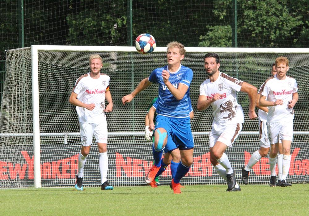 Der Wiederstart der Fußball-Bundesliga schürt im Amateursport Erwartungen und Hoffnungen.