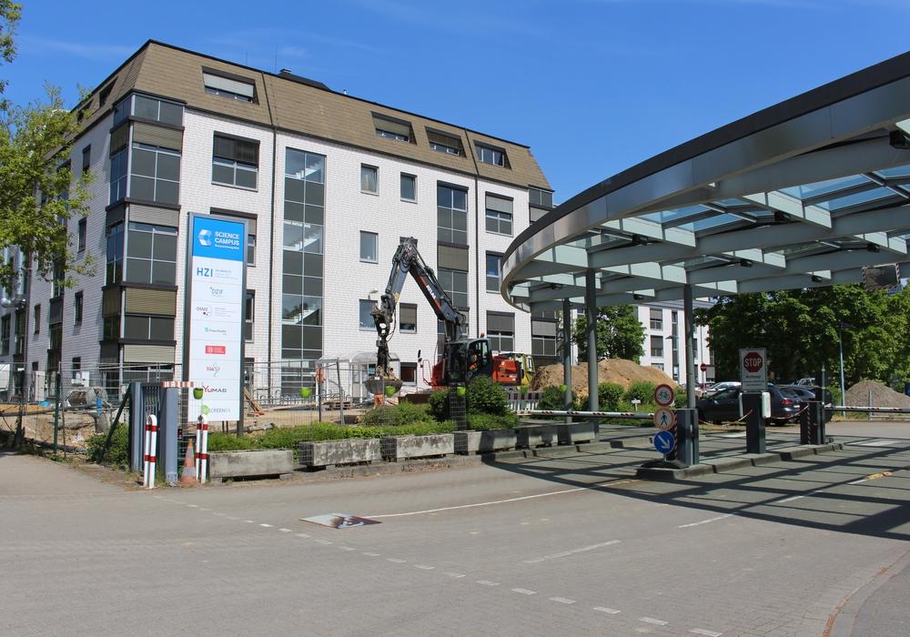 Helmholtz-Zentrum für Infektionsforschung. Symbolbild.