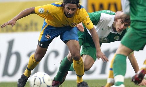 238 Mal für Eintracht Braunschweig: Kosta Rodrigues.