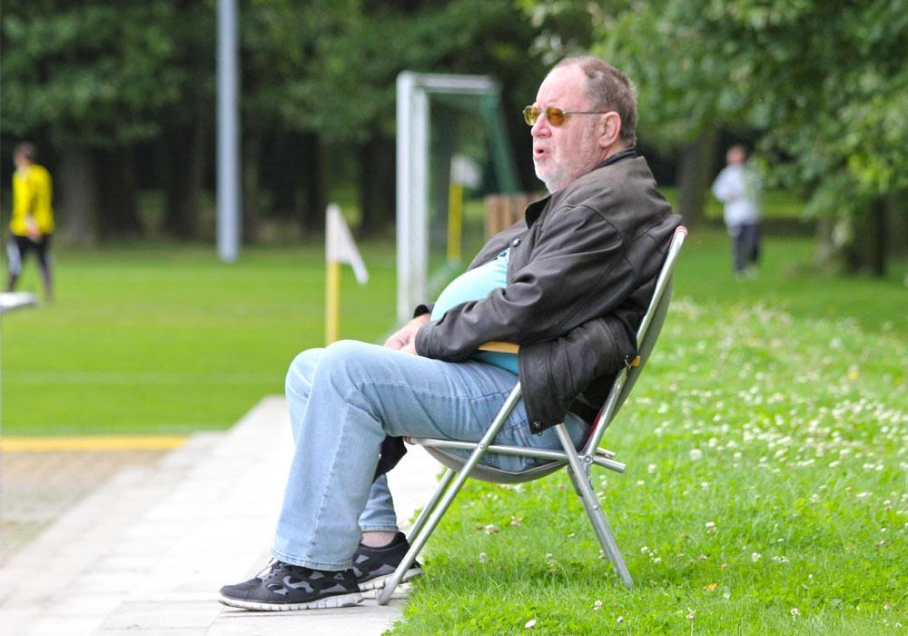 Ab Montag könnten wieder Zuschauer im Amateursport zugelassen werden. Ab 50 Zuschauern sind dann auch Sitzplätze erforderlich.