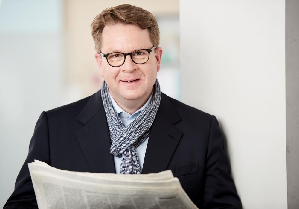 Braunschweiger CDU-Bundestagsabgeordnete Carsten Müller möchte, das Lobbyregister ausweiten.