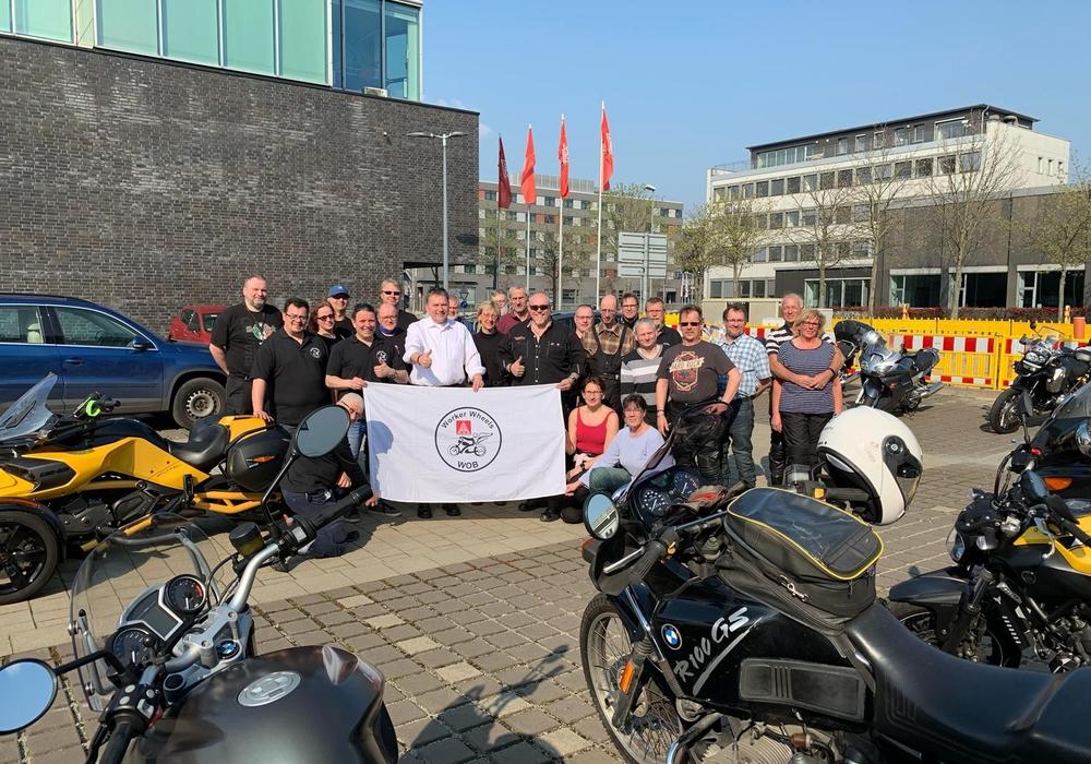 Die Worker Wheels der IG-Metall fürchten eine Enteignung durch die Hintertür auf Basis der Initiative gegen Motorradlärm.