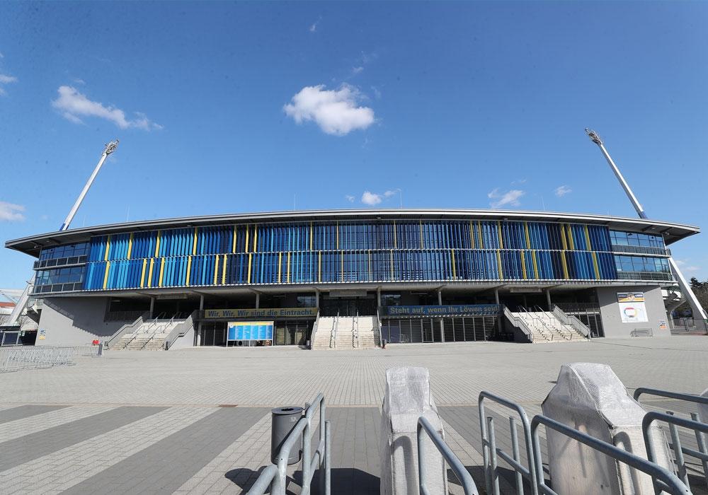 Das Eintracht-Stadion wird Austragungsort der diesjährigen Leichtathletik-Meisterschaften.