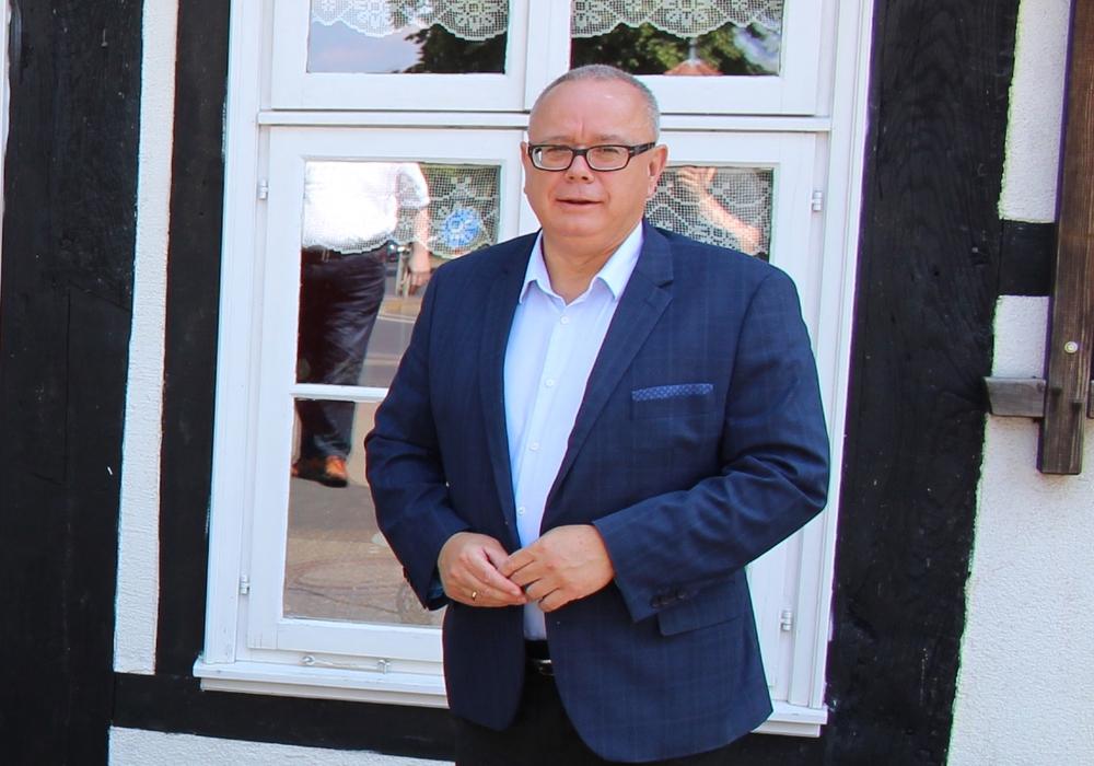 Der Wolfenbütteler CDU-Stadtverbandsvorsitzender Andreas Meißler.